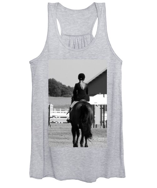 Into The Ring Women's Tank Top