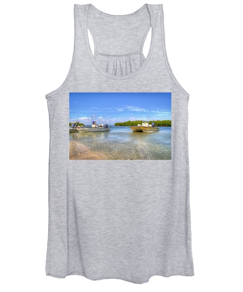 Island Life Women's Tank Top