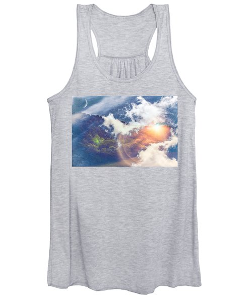 Journey To Another Dimension Women's Tank Top
