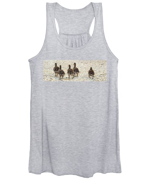 On The Shore Women's Tank Top
