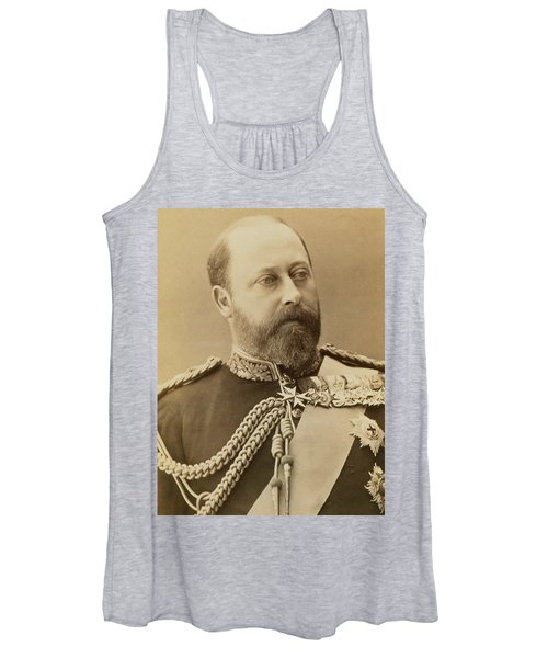King Edward Vii  Women's Tank Top
