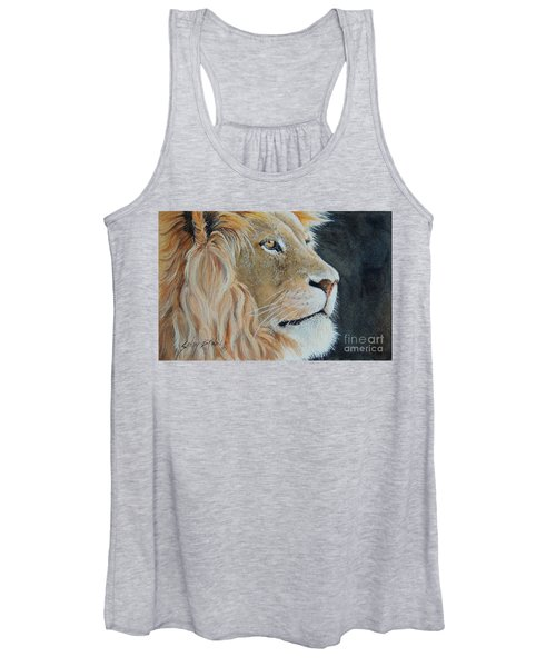 King Of The Forest.  Sold Women's Tank Top