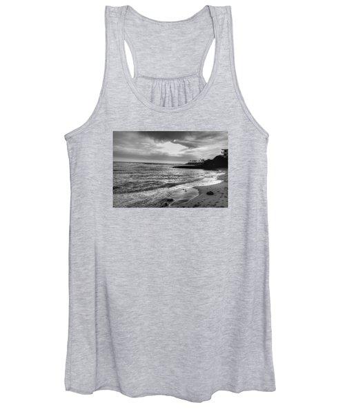 Laguna Beach Sunset Women's Tank Top