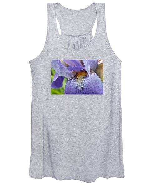 Lavish Iris Women's Tank Top