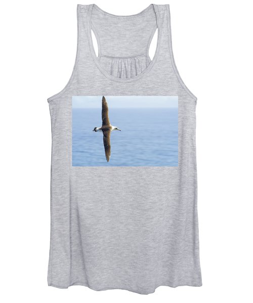 Laysan Albatross No 1 - Kilauea - Kauai - Hawaii Women's Tank Top