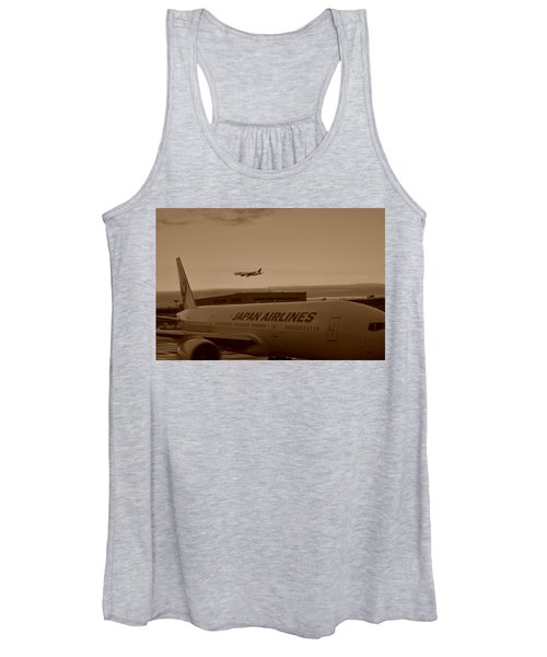 Leaving Japan Women's Tank Top