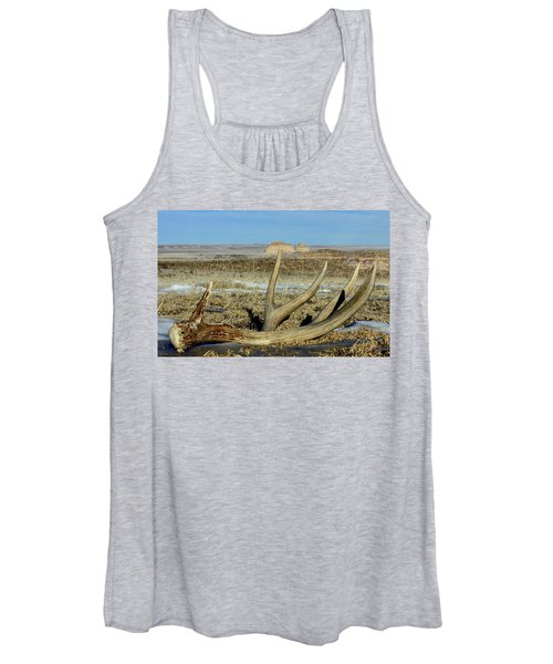 Life Above The Buttes Women's Tank Top