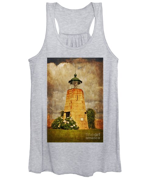 Lighthouse - La Coruna Women's Tank Top