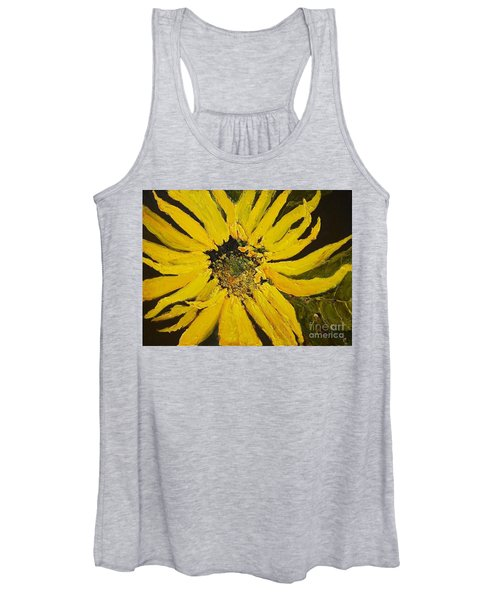 Linda's Arizona Sunflower 2 Women's Tank Top