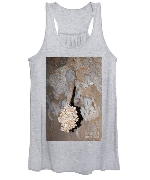 Lions Tail Carlsbad Caverns National Park Women's Tank Top