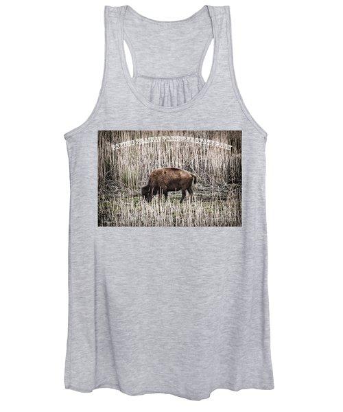Lone Buffalo Women's Tank Top