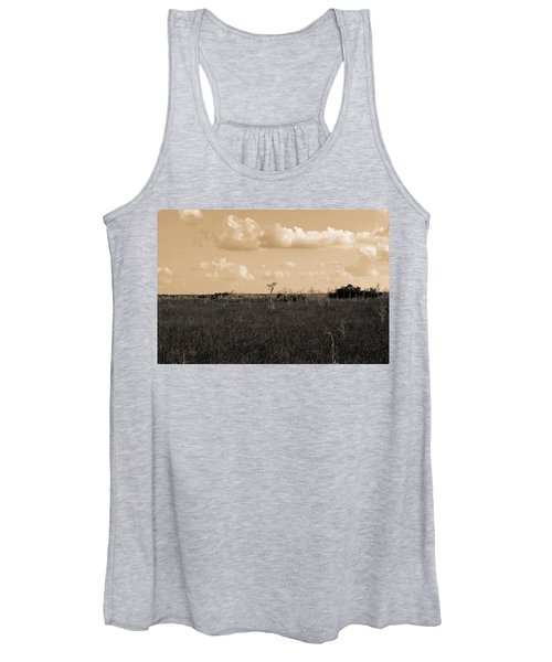 Lone Cypress Women's Tank Top
