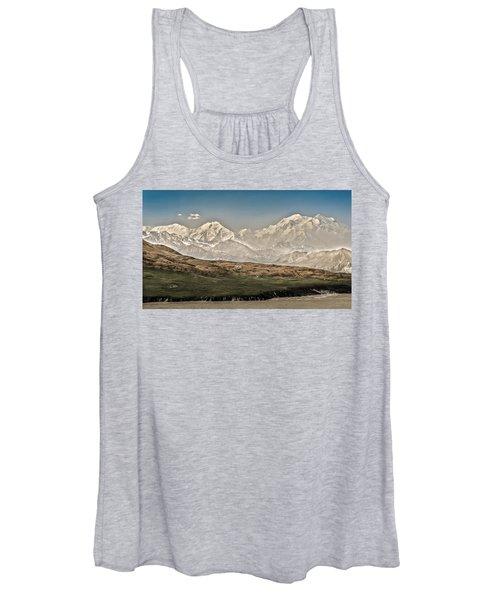 Majestic Mount Mckinley Women's Tank Top