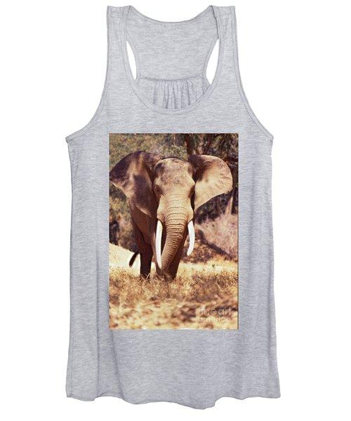 Mana Pools Elephant Women's Tank Top