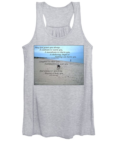 May God Grant You Always Women's Tank Top