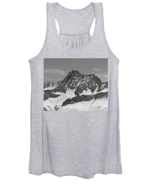 406429-e-middle Palisade Bw Women's Tank Top