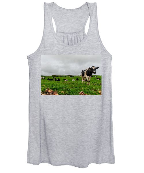 Milk Nature Nose Women's Tank Top