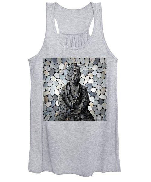 Mineral Buddha Women's Tank Top