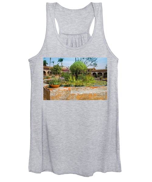 Mission Lilly Pond Women's Tank Top
