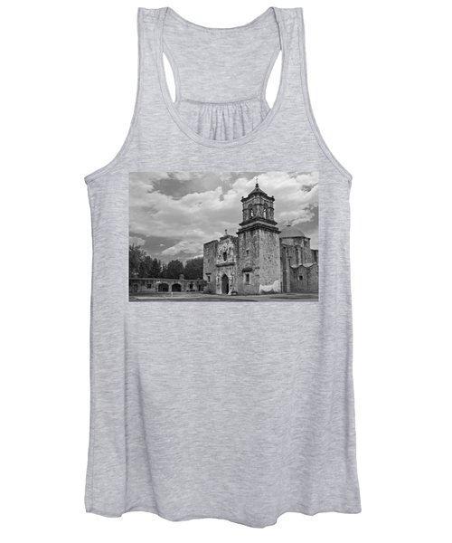Mission San Jose Bw Women's Tank Top