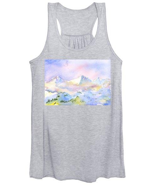 Misty Mountain Women's Tank Top