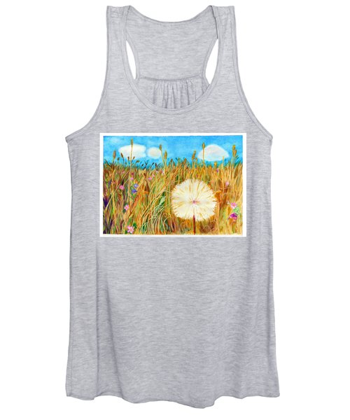 Montana Hike Women's Tank Top