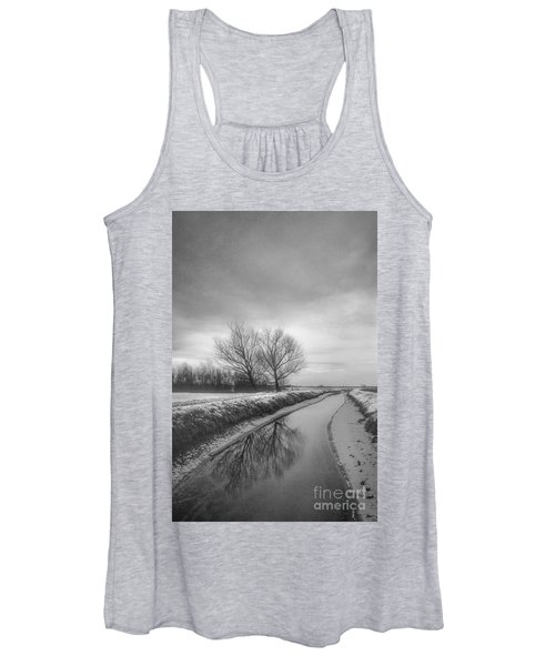 Moonland Women's Tank Top