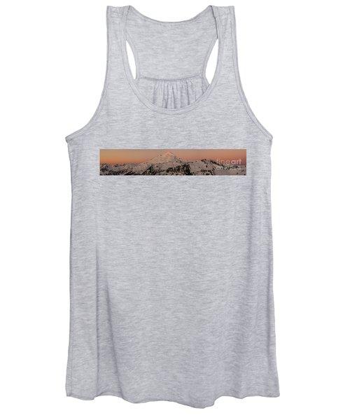 Mount Baker Majestic Women's Tank Top