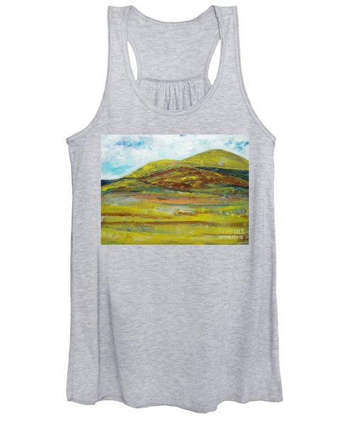 Mountains  Women's Tank Top