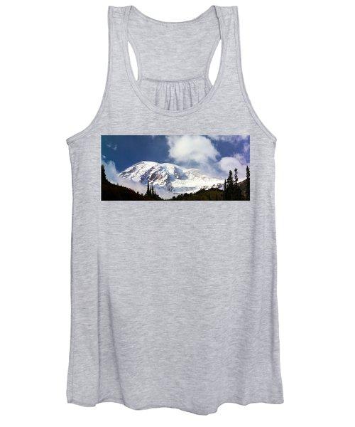 Mt Rainier II Women's Tank Top