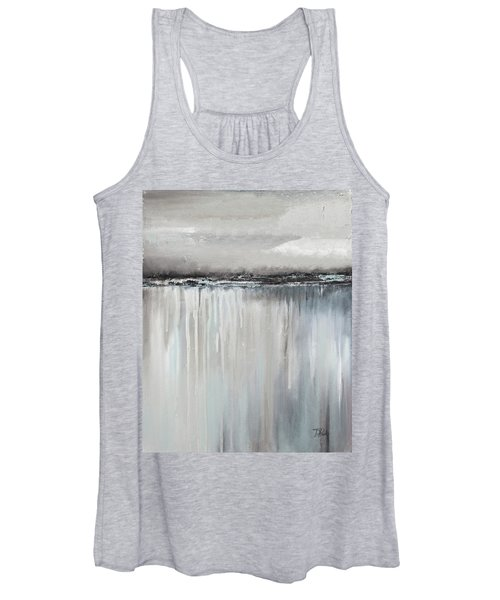 Muted Paysage I Women's Tank Top