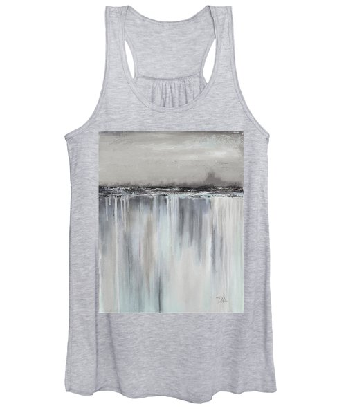 Muted Paysage II Women's Tank Top
