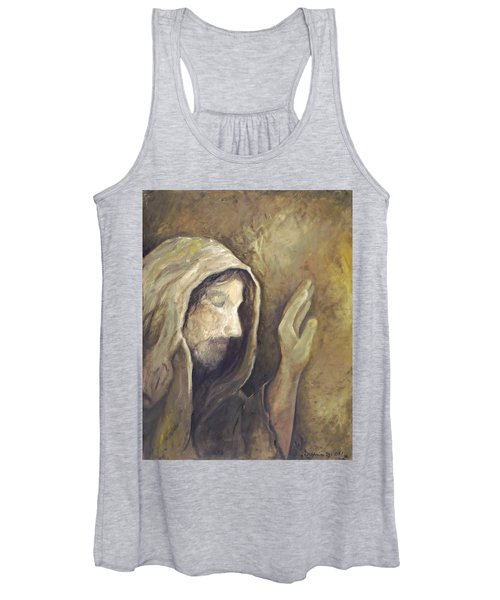 My Savior - My God Women's Tank Top