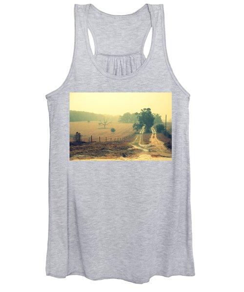 Naked Tree Farm Women's Tank Top
