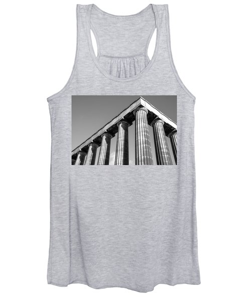 National Monument Women's Tank Top