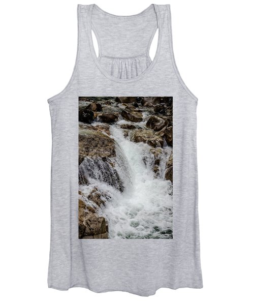 Naturally Pure Waterfall Women's Tank Top