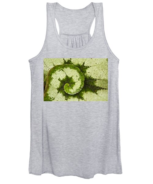 Natures Spiral Women's Tank Top