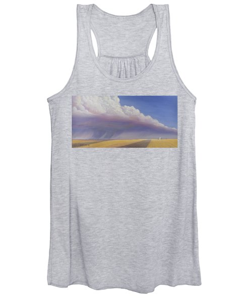 Nebraska Vista Women's Tank Top