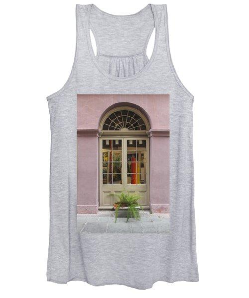 French Quarter Doors14 Women's Tank Top