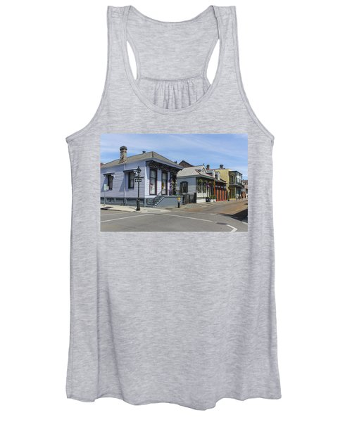 New Orleans Architecture 38 Women's Tank Top