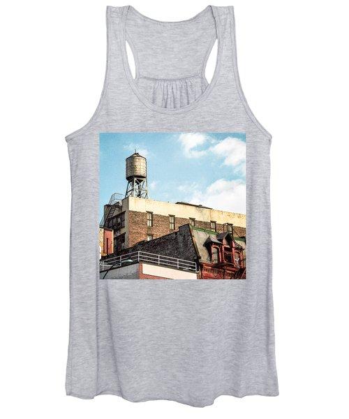 New York City Water Tower 2 Women's Tank Top