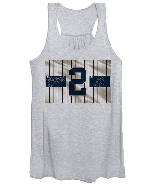 New York Yankees Derek Jeter Women's Tank Top