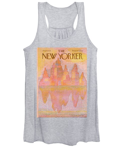 New Yorker August 18th, 1975 Women's Tank Top