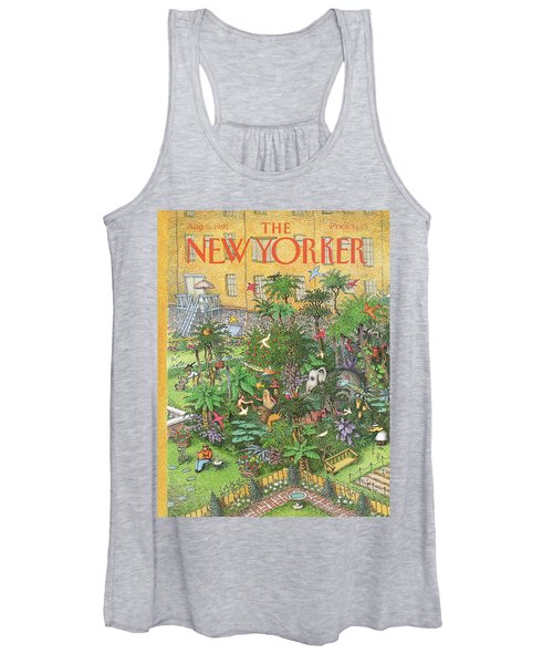 New Yorker August 5th, 1991 Women's Tank Top