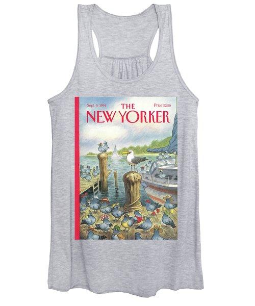 New Yorker September 5th, 1994 Women's Tank Top