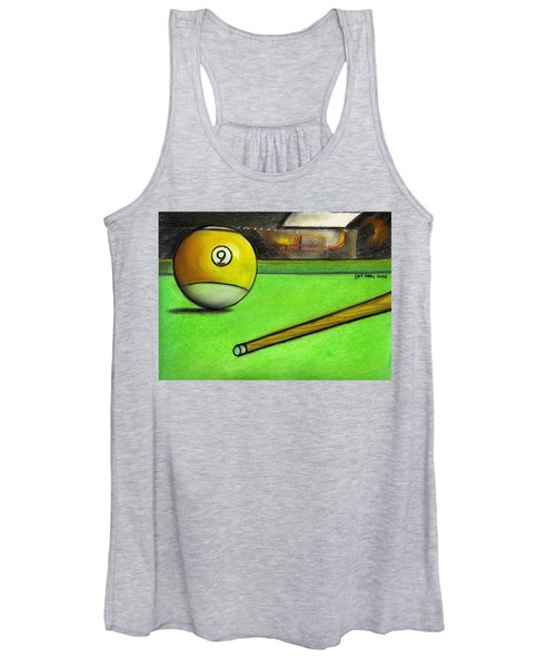 Night Out Women's Tank Top