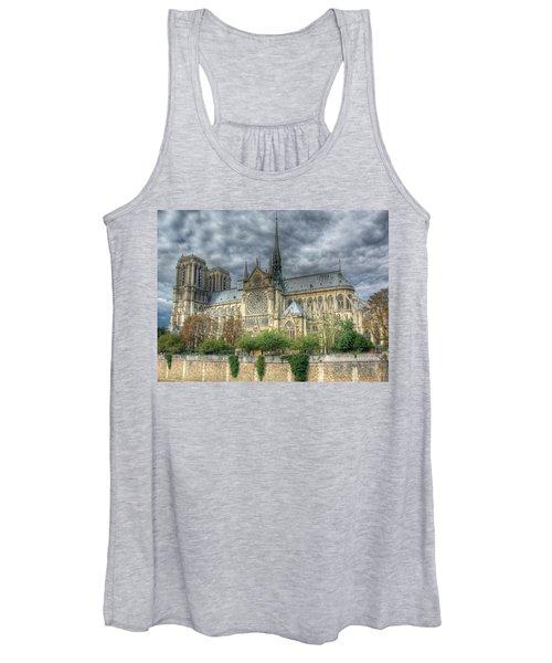 Notre Dame Women's Tank Top