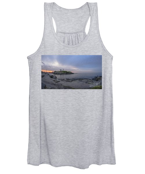 Nubble Lighthouse Women's Tank Top