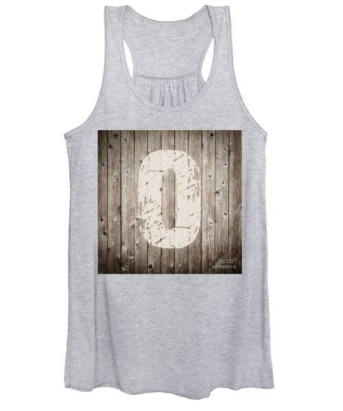 O Women's Tank Top