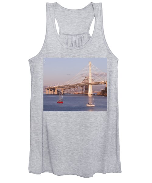 Oakland Bridge Women's Tank Top